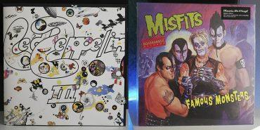 Led Zeppelin Led Zeppelin III The Misfists disco