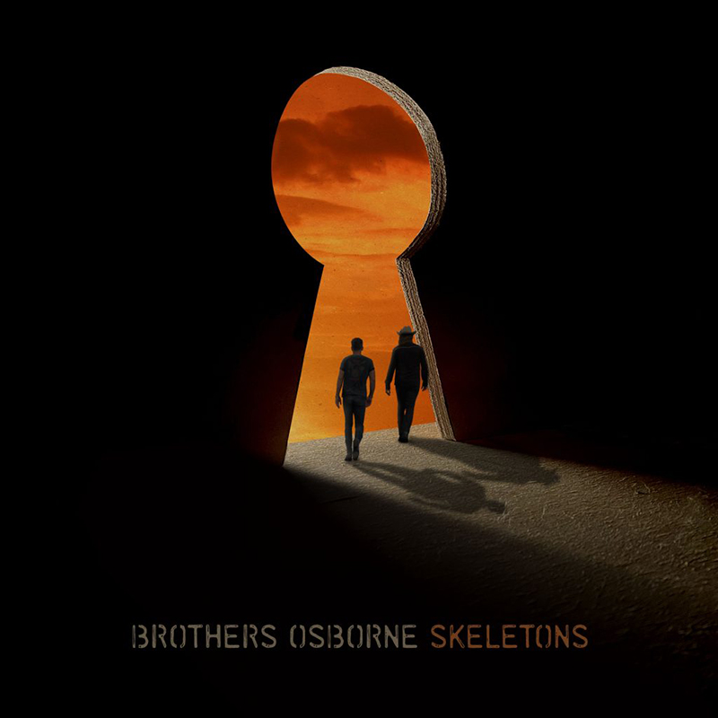 Nuevo disco de Brothers Osborne, Skeletons