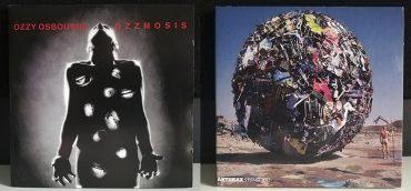 Ozzy Osbourne Ozzmosis Anthrax Stomp 442 disco