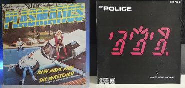 Plasmatics New Hope for the Wretched The Police Ghost in the Machine disco