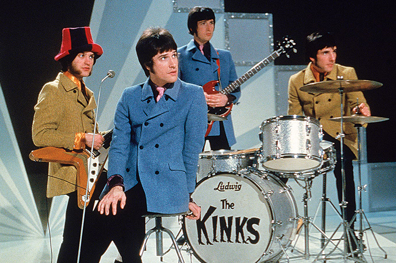 Reedición de Lola Versus Powerman and the Moneygoround, Part One de los Kinks