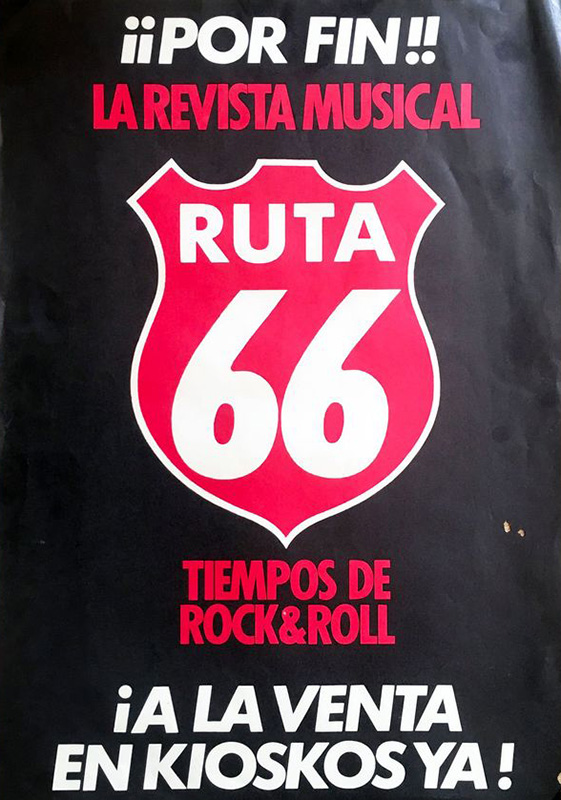 Ruta 66 celebra su 35 aniversario
