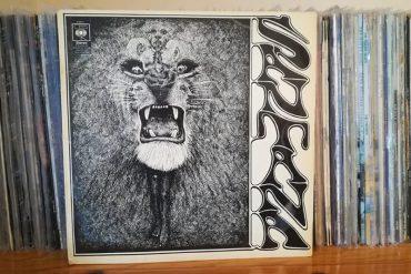 Santana (1969 Carlos Santana disco