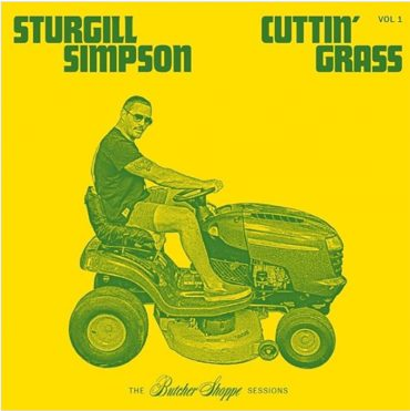 Sturgill Simpson publica nuevo disco 'Cuttin' Grass Volume 1
