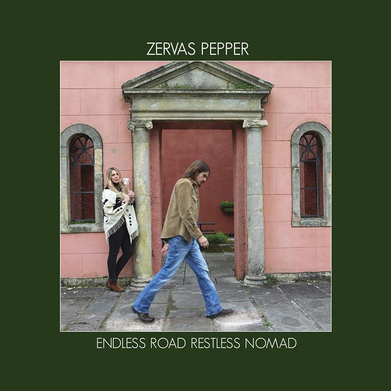 Zervas & Pepper publican Endless Road Restless Nomad