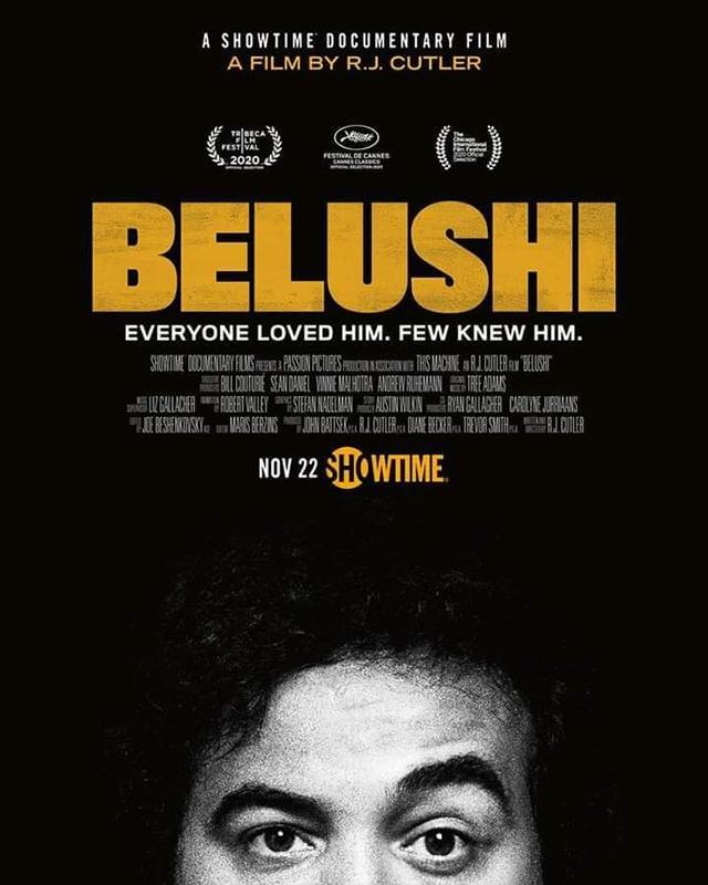 ¿Documentales de/sobre rock? BELUSHI-el-documental-sobre-John-Belushi