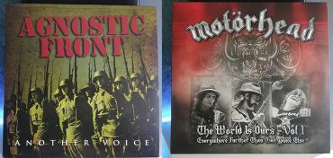 Agnostic Front Another Voice Motörhead The Wörld Is Ours - Vol. 2 Anyplace Crazy as Anywhere Else disco