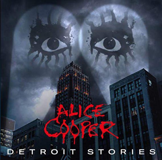 Alice Copper tiene nuevo disco, Detroit Stories