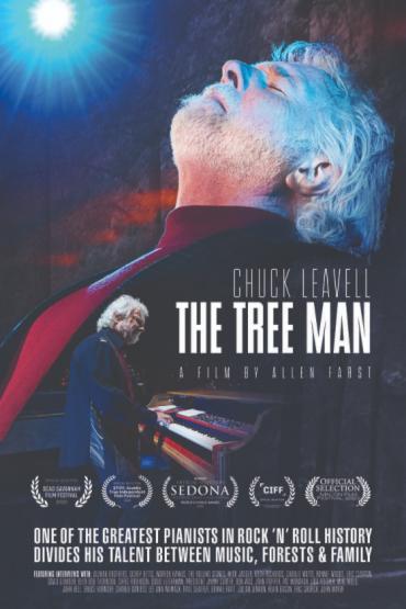 Chuck Leavell The Tree Man, la película del Allman Brothers y Rolling Stones