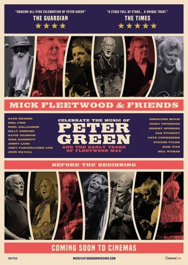 Concierto tributo a Peter Green con Mick Fleetwood and Friends