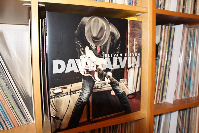 Dave Alvin Eleven disco 2020
