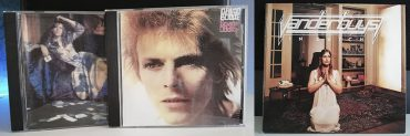 David Bowie Space Oddity-The Man Who Sold The World Vanderbuyst disco