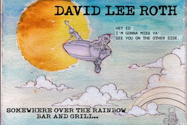 David Lee Roth le dedica Somewhere Over the Rainbow Bar and Grill a Eddie Van Halen