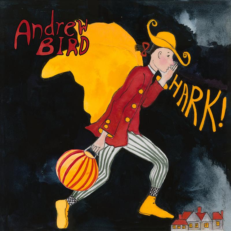 Hark!, nuevo disco de Andrew Bird