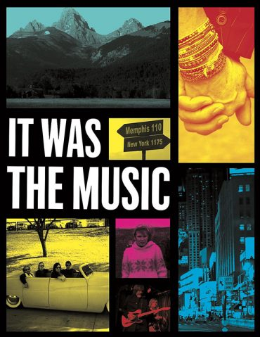 It was the music documental Larry Campbell y Teresa Williams