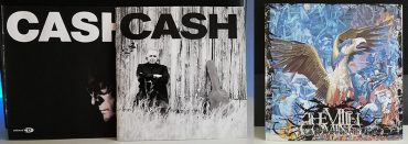 Johnny Cash Unchained American IV The Man Comes Around Cathedral The VIIth Coming disco