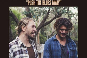 Josh Teskey & Ash Grunwald publican Push The Blues Away