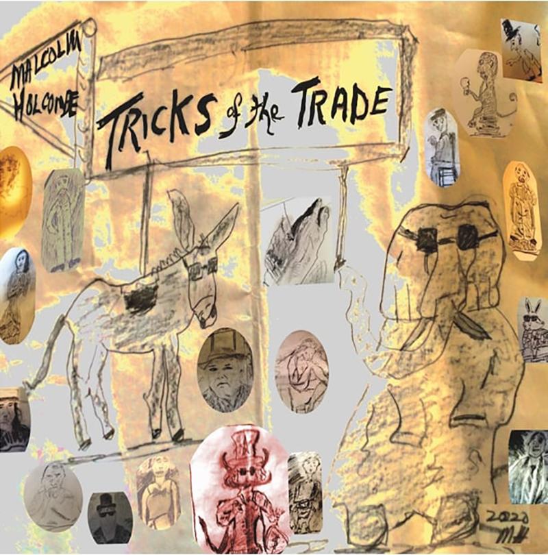 Malcolm Holcombe anuncia nuevo disco,Tricks of the Trade