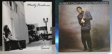 Marty Friedman Scenes Robert Cray Strong Persuader