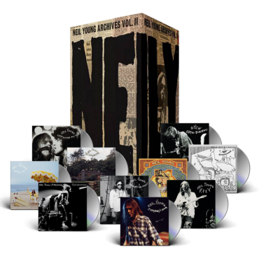 Neil Young's Archives Vol II: 1972-1976