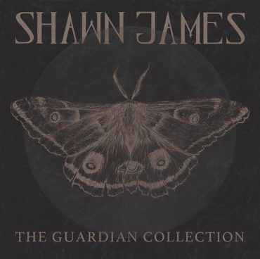 Nuevo disco de Shawn James, The Guardian Collection