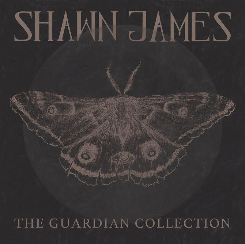 Nuevo disco de Shawn James, The Guardian Collection