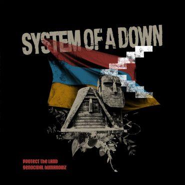 System of a Down lanzan dos canciones nuevas, Protect The Land y Genocidal Humanoidz