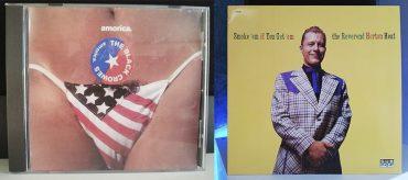 The Black Crowes Amorica Reverend Horton Heat Smoke 'Em If You Got 'Em disco