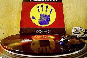 The J. Geils Band Sanctuary disco