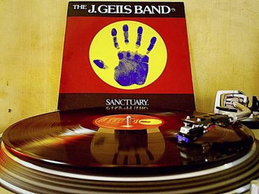 The J. Geils Band Sanctuary disco
