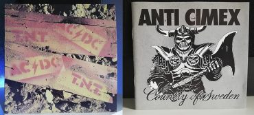 ACDC T.N.T. Anti-Cimex Absolut Country Of Sweden disco