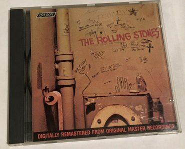 Beggars Banquet (1968), de The Rolling Stones disco