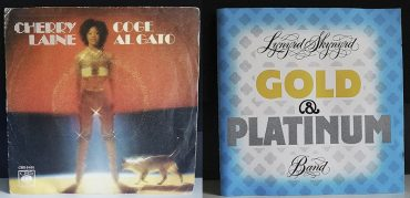 Cherry Laine Catch The Cat Lynyrd Skynyrd Gold & Platinum disco
