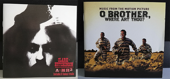 Clark-Hutchinson A=MH² O Brother, Where Art Thou disco