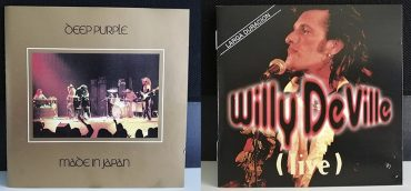 Deep Purple Made in Japan Willy DeVille Willy DeVille Live disco