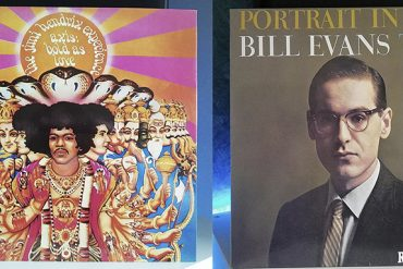 Jimmy Hendrix Experience Axis Bold as Love Bill Evans Portrait in Jazz disco