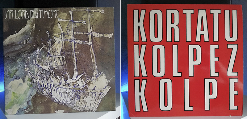 Kortatu Kolpez Kolpe Sir Lord Baltimore Kingdom Come