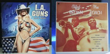 L.A. Guns Live Ammo Clifford Brown & Max Roach disco