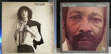 Patti Smith Horses Hank Crawford Wildflower disco