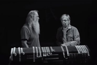 Paul McCartney y Rick Rubin juntos en una serie de televisión