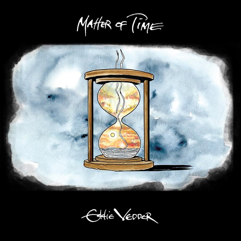 Regalo navideño de Eddie Vedder con el EP Matter Of Time