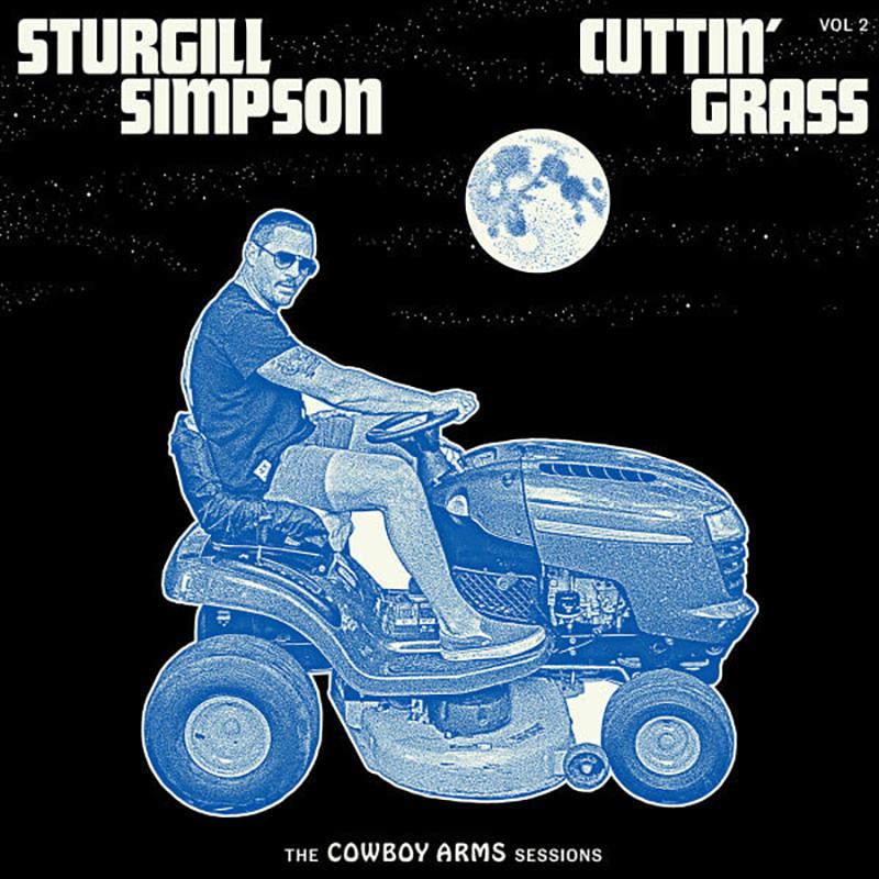 Sturgill Simpson publica Cuttin' Grass Vol 2., Cowboy Arms Sessions