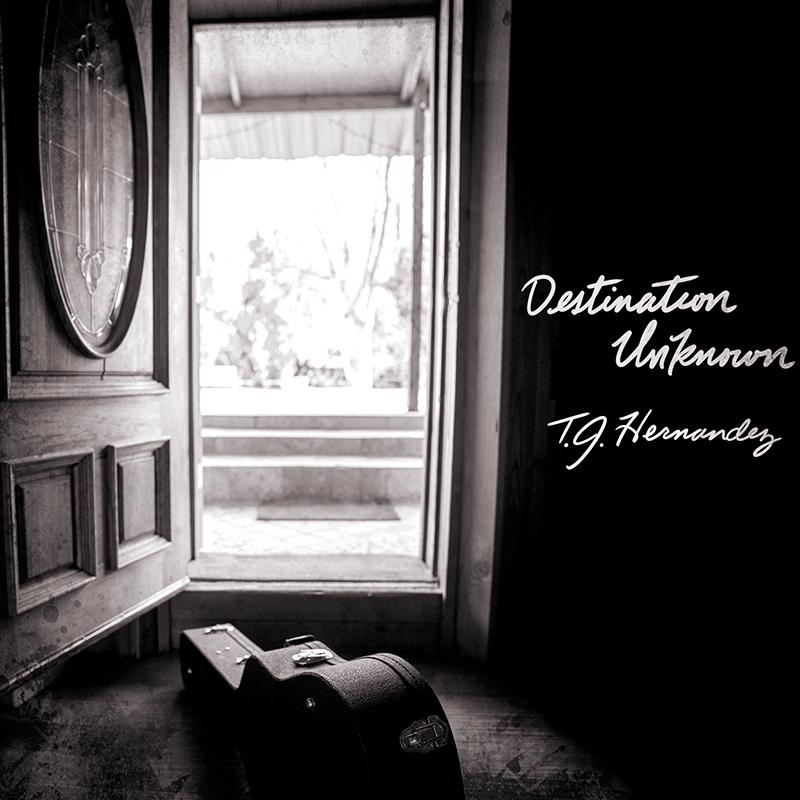 T.J. Hernandez publica nuevo disco, Destination Unknown