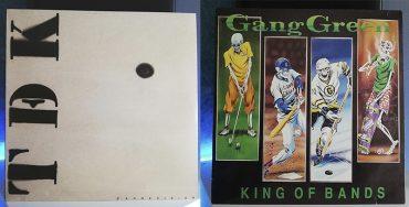 TDeK Carnevisión Gang Green King of Band disco