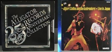 The Alligator Records 25th Anniversary Collection Albert Collins And The Icebreakers Live in Japan disco