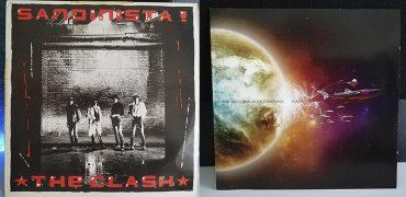 The Clash Sandinista! The Soulbreaker Company Ítaca disco