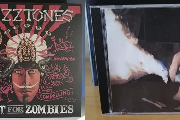 The Fuzztones Salt For Zombies Kuraia disco
