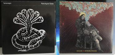 Turbonegro Apocalypse Dudes Isaak Sermonize disco