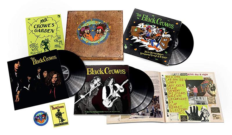 The-Black-Crowes-reeditan-Shake-Your-Money-Maker-con-temas-ineditos