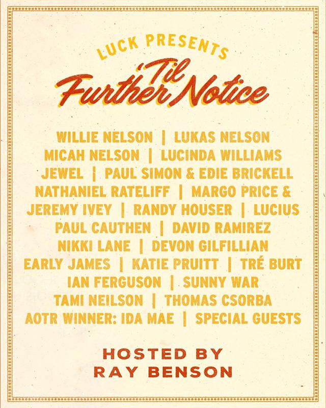 Luck-Reunion-de-Willie-Nelson-como-Festival-virtual-Til-Later-Notice-2020